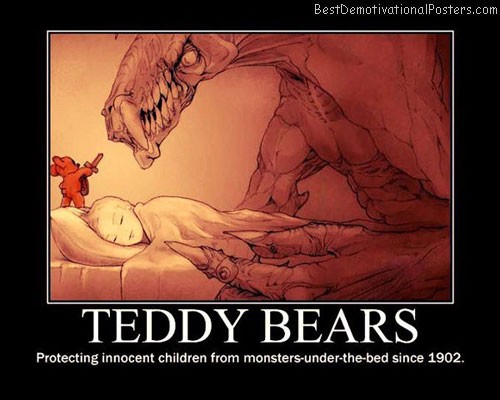 teddy-bears-best-demotivational-posters