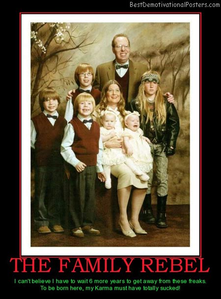 The Family Rebel