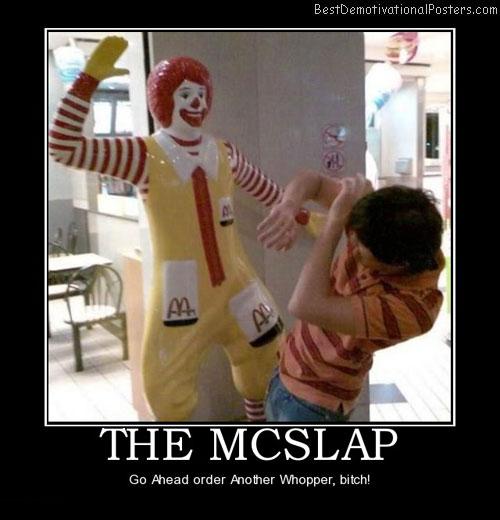 THE MCSLAP