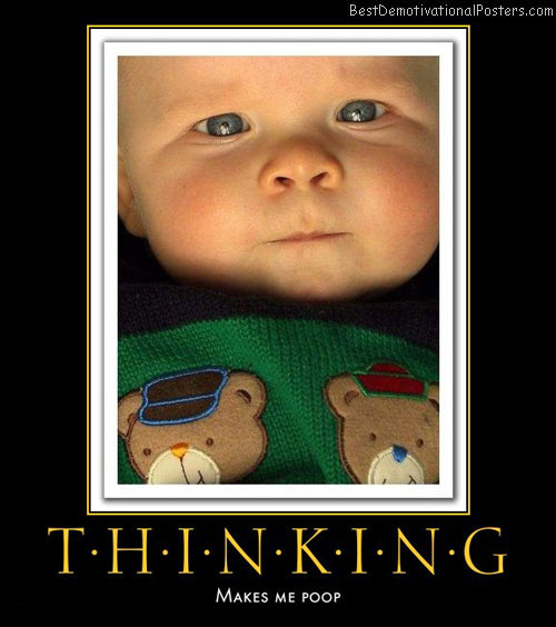 thinking-pensive-baby-humor-best-demotivational-posters