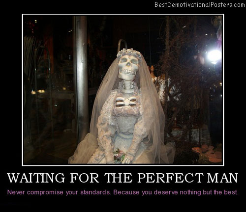 waiting-for-the-perfect-man-perfect-bride-deserving-best-demotivational-posters
