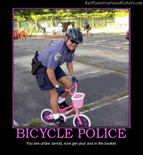 Bicycle Police