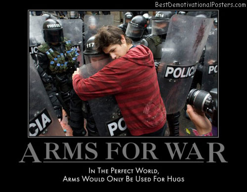 arms-for-war-perfect-hug-best-demotivational-posters