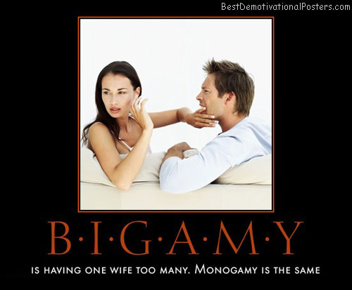 bigamy-woman-man-best-demotivational-posters