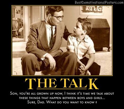 birds-and-bees-wont-cut-it-these-days-father-son-talk-teen-best-demotivational-posters