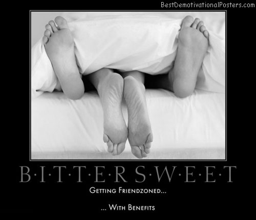 bitter-sweet-friend-zone-benefit-best-demotivational-posters