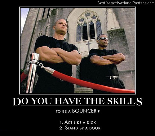bouncers-best-demotivational-posters