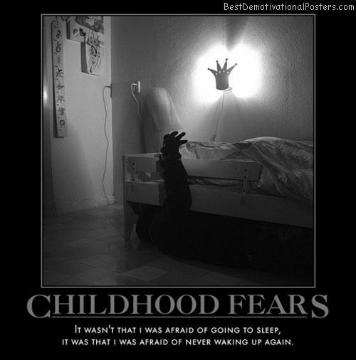 Childhood Fears