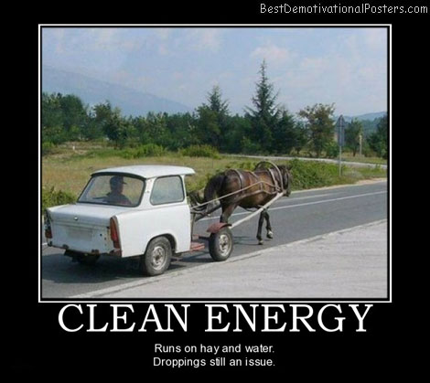 clean-energy-horse-car-road-junk-best-demotivational-posters