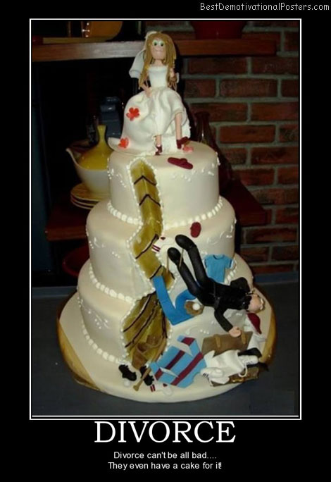 divorce-cake-best-demotivational-posters