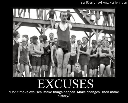 excuses-swimmer-armless-best-demotivational-posters