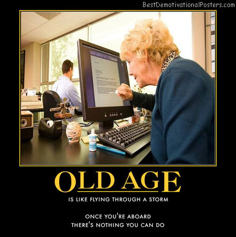 Image result for getting old is like