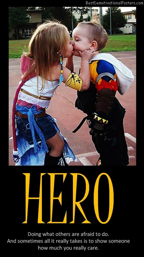 heros-cute-kids-hero-reward-best-demotivational-posters