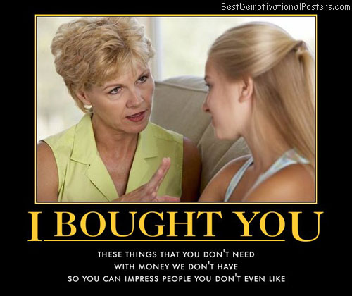 I Bought You