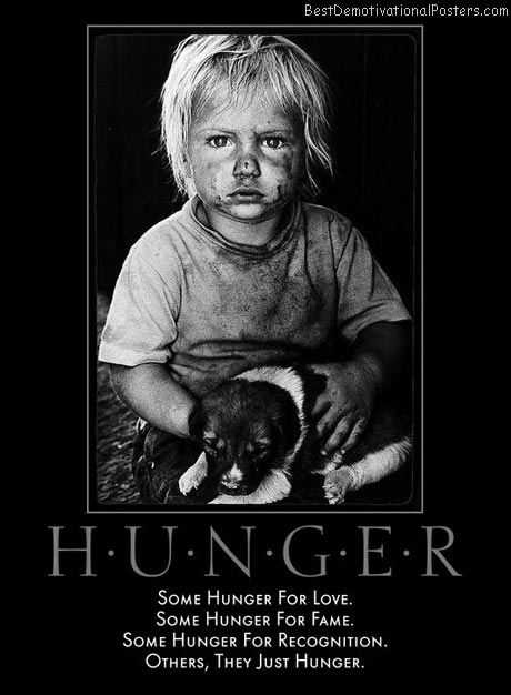 About Hunger