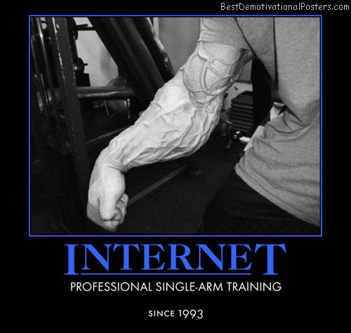 internet-single-arm-training-best-demotivational-posters
