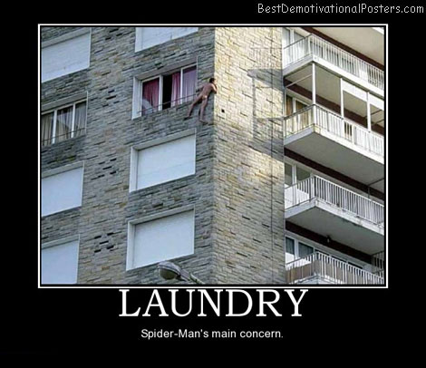 laundry-spider-man-wall-naked-best-demotivational-posters