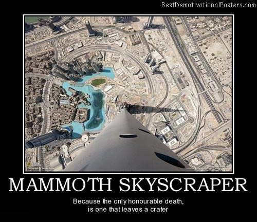 Mammoth Skyscraper