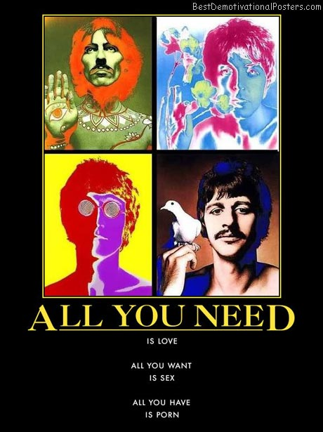 nothing-you-can-sing-that-cant-be-sung-love-beatles-best-demotivational-posters