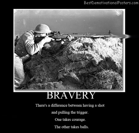 one-chance-brave-army-pull-the-trigger-best-demotivational-posters