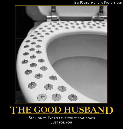 toilet-seat-husband-wife-best-demotivational-posters