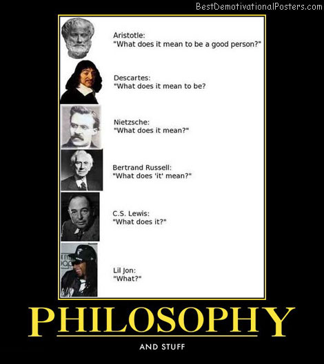 Philosophy And Stuff