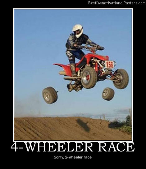 4 Wheeler Race