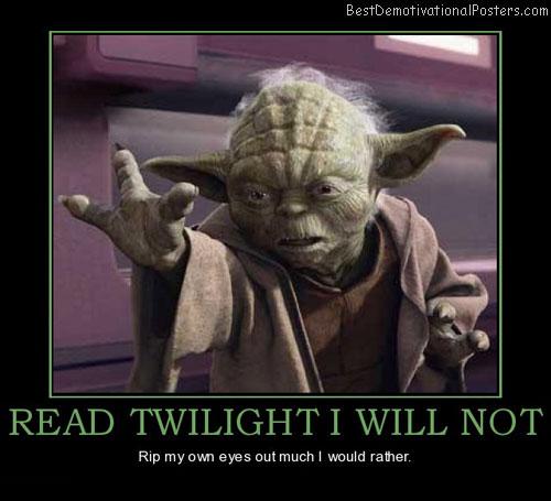 Read Twilight I Will Not