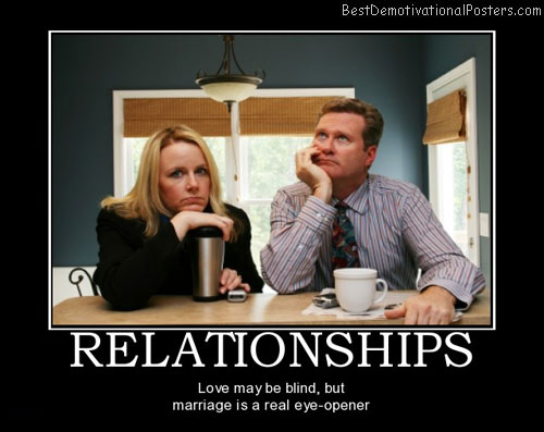 Between Relationships