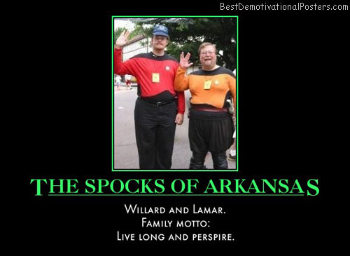 the-spocks-of-arkansas-live-long-and-perspire-best-demotivational-posters
