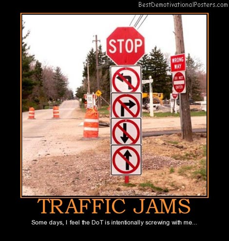 traffic-jams-best-demotivational-posters