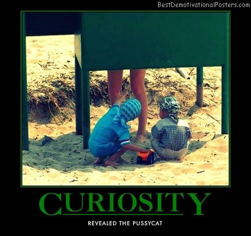 Kids Curiosity