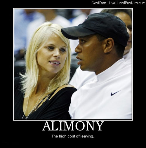 alimony-divorce-celebrities-tiger-woods-best-demotivational-posters