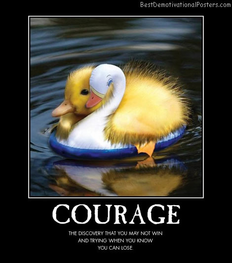 almost-scared-courage-try-never-give-up-best-demotivational-posters