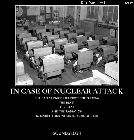 In Case Of Nuclear Attack