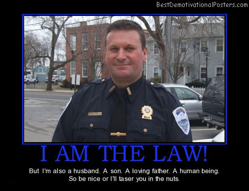 cop-law-taser-nuts-police-best-demotivational-posters