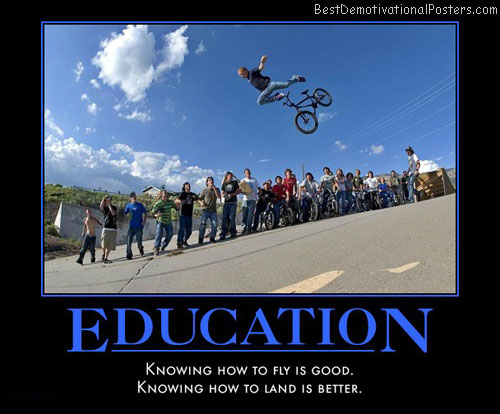 Knowledge Demotivational Posters & Images