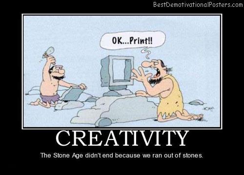 Stone Age Creativity