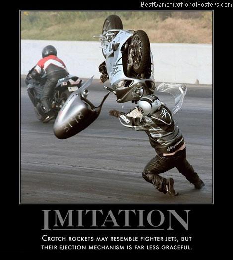 Wrong Imitation