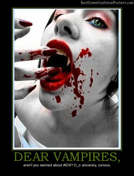 dear-vampires-best-demotivational-posters