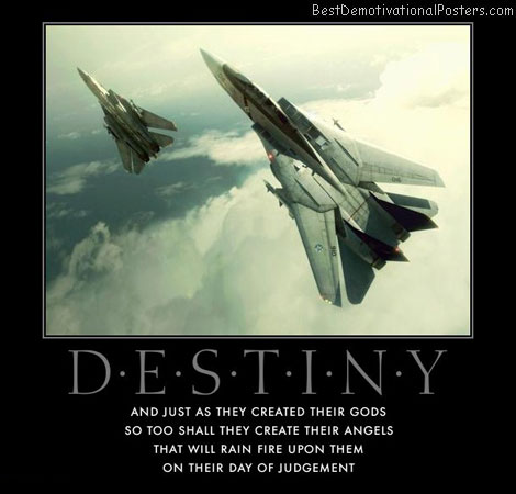 Destiny And Judgement
