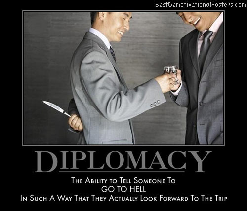 Go To Hell Diplomacy