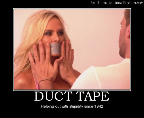 duct-tape-blonde-girl-stupid-best-demotivational-posters