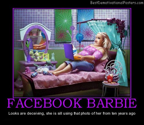 facebook-barbie-looks-are-deceiving-best-demotivational-posters