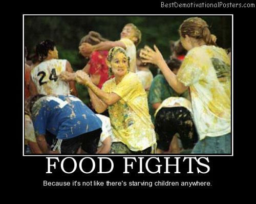 Food Fights