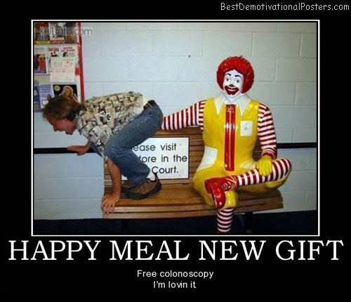 Happy Meal New Gift