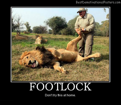 footlock-lion-man-best-demotivational-posters