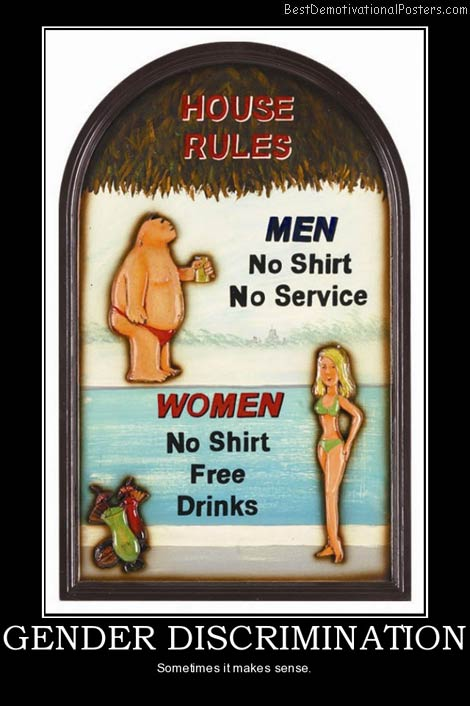 gender-discrimination-man-woman-pool-best-demotivational-posters