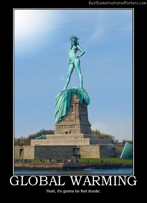 global-warming-statue-liberty-best-demotivational-posters