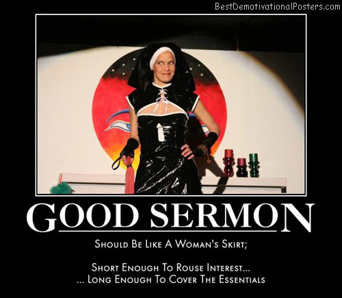 good-sermon-skirt-short-best-demotivational-posters